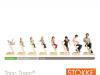 evoluzione sedia Tripp-Trapp